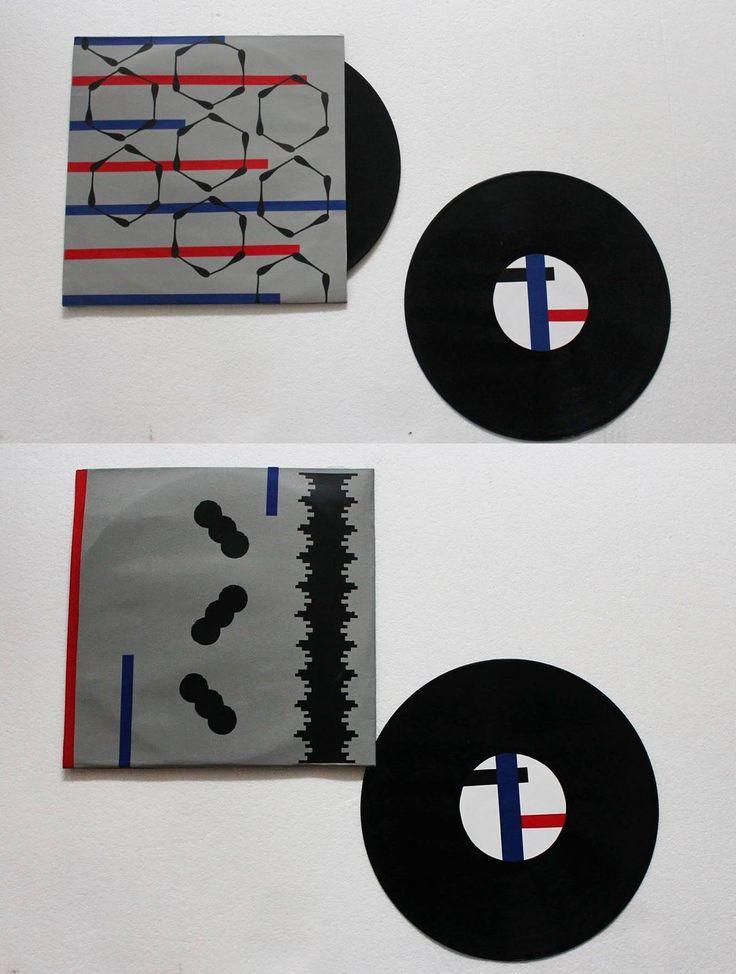 vinyl project, music, lp, graphic design, artwork