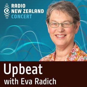 """Radio New Zealand """"Upbeat"""" interview recorded during a visit for the Fringe Festival - February 2008."""