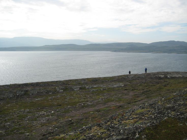 Artic Ocean.