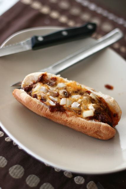 Maybe I shouldn't admit this, but I love hot dogs. I mean, I really love hot dogs. I think that's probably because of oven hot dogs. I know, they sound crazy. And you have to eat them with a fork a...