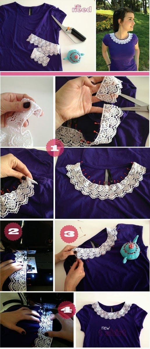 My DIY Projects: Great Idea New T-Shirt