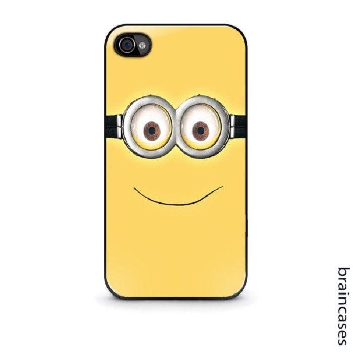 Minion fullface case Iphone 4/4s Iphone 5/5s/5c Iphone 6/6plus Iphone 6s/6s plus
