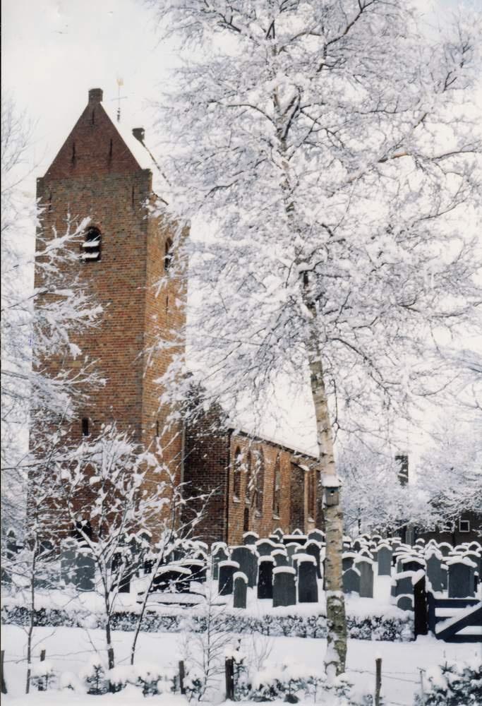 Hervormde Kerk, Kollumerzwaag, Friesland, The Netherlands