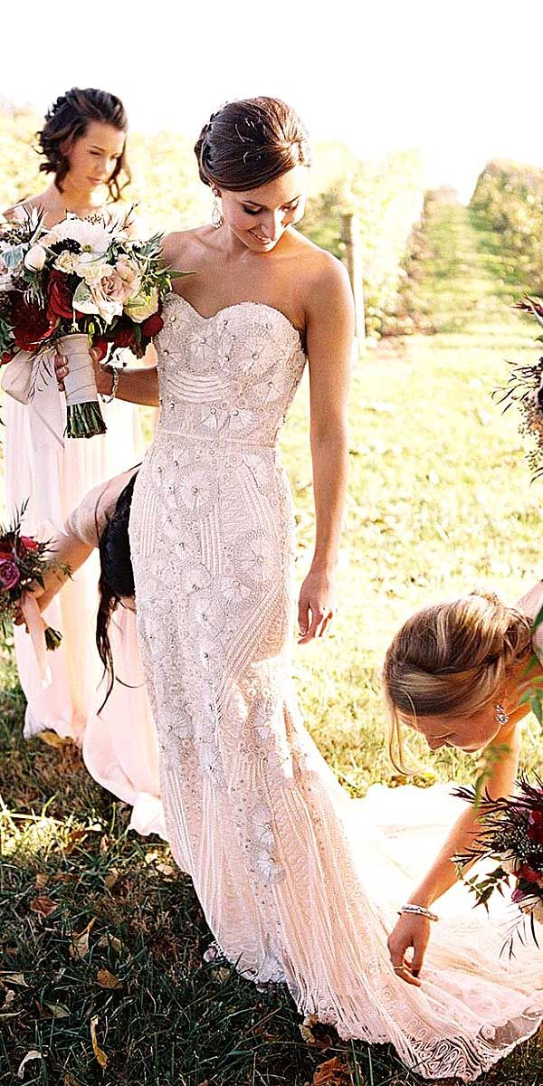 1000 Ideas About Rustic Wedding Dresses On Pinterest