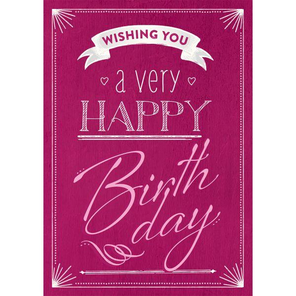 Happy Birthday/Bild1