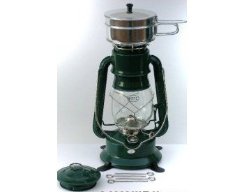 Dietz Millennium Cooker Lantern : Homesteader's Supply - Self Sufficient Living
