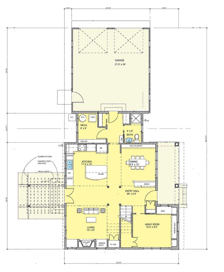 Sarah Susanka House Plans Escortsea