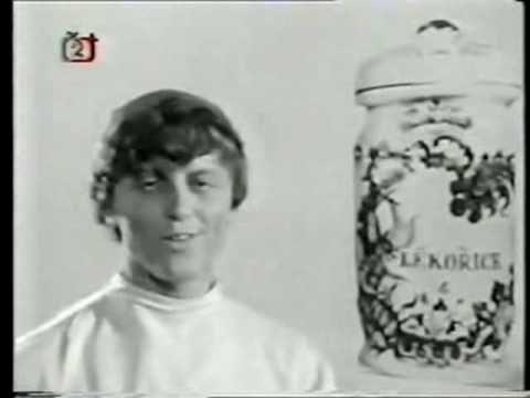 Václav Neckář - Lékořice - YouTube