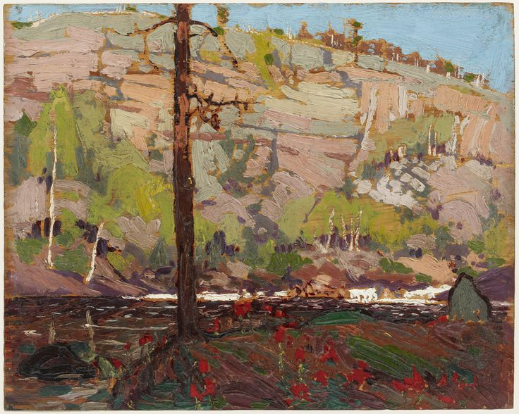 Tom Thomson Catalogue Raisonné | Autumn, Petawawa, Fall 1916 (1916.93) | Catalogue entry
