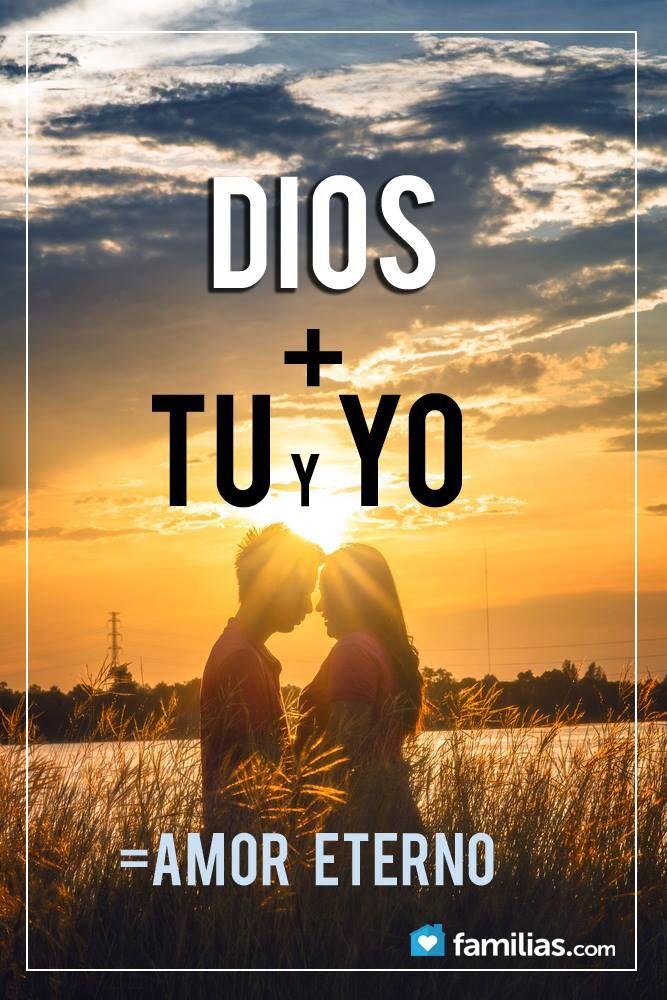 DIOS + TU y Y YO