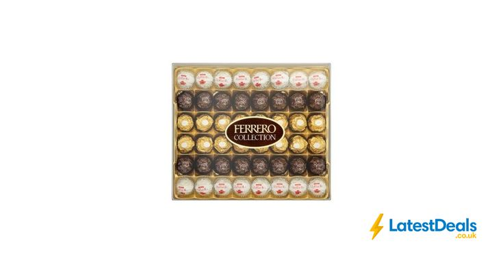 Ferrero Collection 48 Pieces 518g, £5 at Iceland