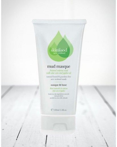 skinfood mud masque New Zealand made #skinfoodnz #skincare #ingredients