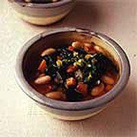 Cannellini Bean and Cavolo Nero Soup
