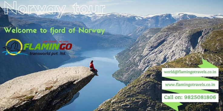 There are more than a thousand fjords in Norway, but most of the beautiful fjords. Travel to the Norwegian Fjords to see the beauty of norway tour and enjoy an unforgettable holiday with flamingo travels.