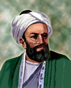 Al-Biruni was among those who laid the foundation for modern Trigonometry. He was a philosopher, geographer, astronomer, physicist and mathematician. Six hundred years before Galgeo, Al-Biruni discussed the theory of the earth rotating about its own axis. Al-Biruni carried out geodisic measurements and determined the earth's circumference in a most ingenious way. He was Avicenna's best friend.