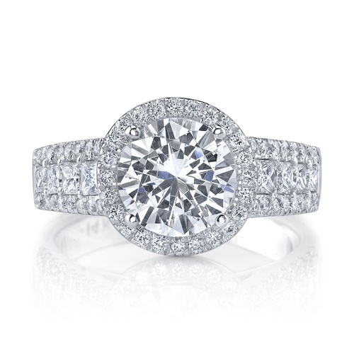 Descenza Engagement Rings