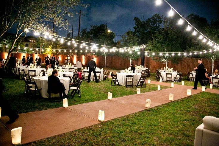 romantic outdoor wedding venue | Wedding Venue Ideas ...