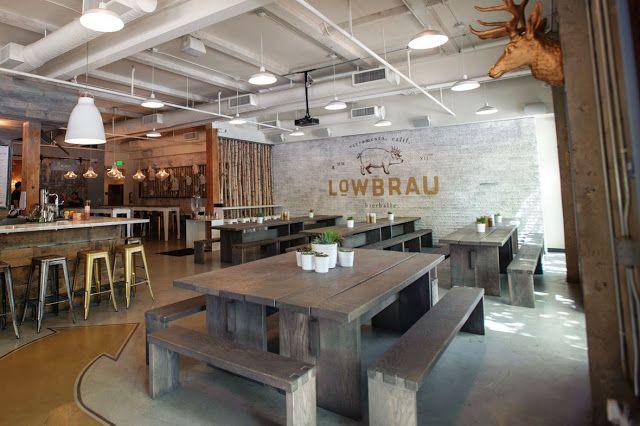 Kaper Design; Restaurant & Hospitality Design Inspiration: August 2013