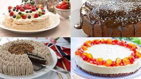 KAKE UTEN EGG: Det er ikke dumt å ha oppskrifter på kake uten egg i bakhånd. Hva med å prøve en av disse oppskriftene til den neste festen?