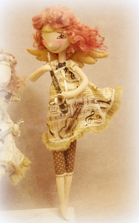 Vrlo pozitivno lutka iz Nkale (Elena Voynatovskaya. Chelyabins. Rasprava na blogu za rad