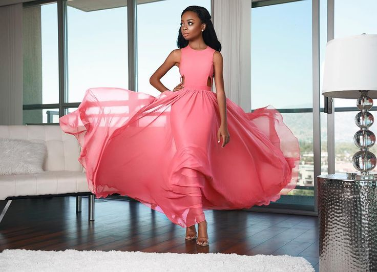 "150.6k Likes, 1,401 Comments - Skai ♛ (@skaijackson) on Instagram: ""Had to show this beautiful dress a little more love since it was custom made for me by…"""