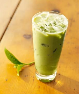 Starbuck's Tazo Green Tea