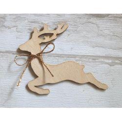 renifer   zawieszka, reindeer, christmas, rudolph