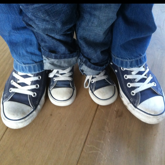 Boots Shoes Father And Son Matching