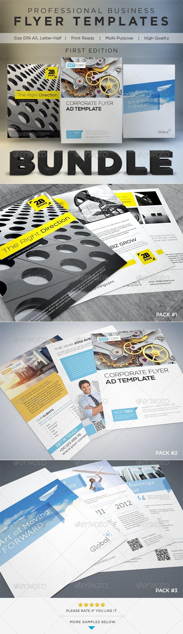Mejores 438 imágenes de Best Flyer Templates en Pinterest | Diseño ...