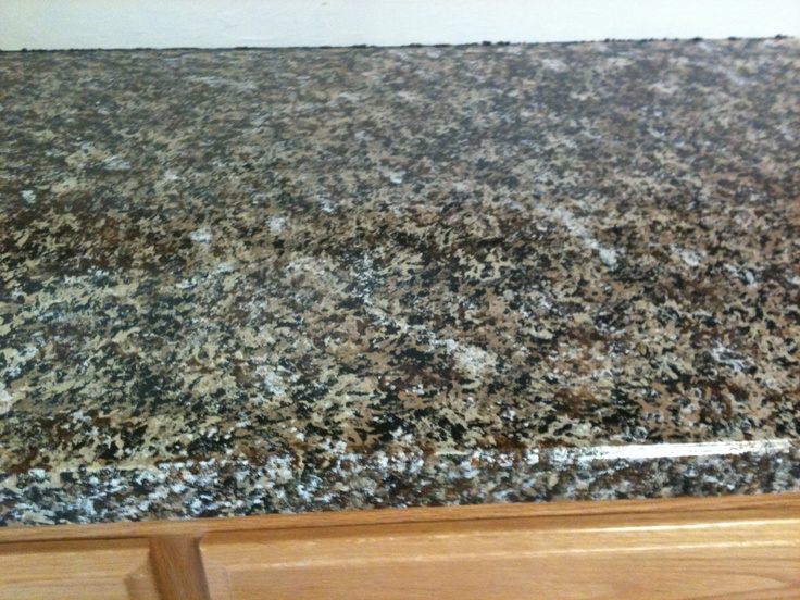 ... Pinterest Countertops, Faux granite countertops and Countertop paint