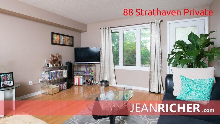 Beautiful condo in Ottawa at 88 Strathaven
