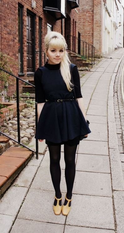 60s inspired vintage street style fashion #Mod
