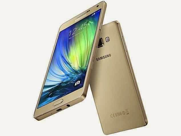Latest Samsung Phones in india: Samsung Galaxy A7