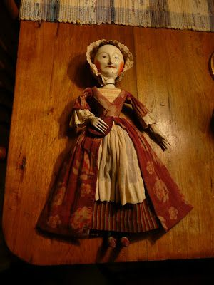 Words alone cannot describe the craftsmanship of doll (and Santa) artist, Kathy Patterson . Kathy has captur...