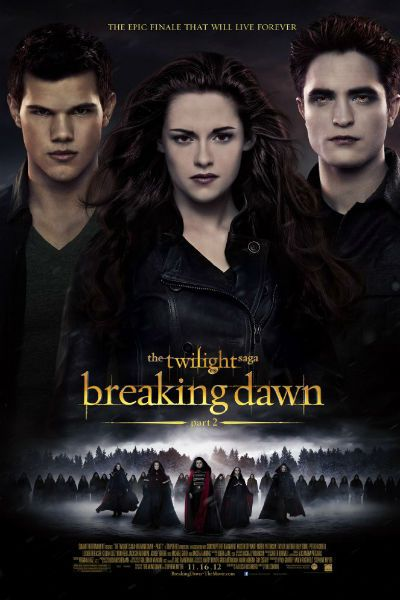 Director: Bill Condon Writers: Melissa Rosenberg (screenplay), Stephenie Meyer…