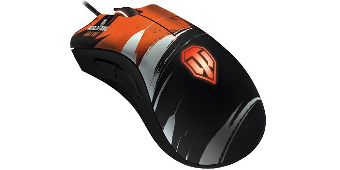 Razer DeathAdder World of Tanks Edition - #1 Best Gaming Mouse For Mac
