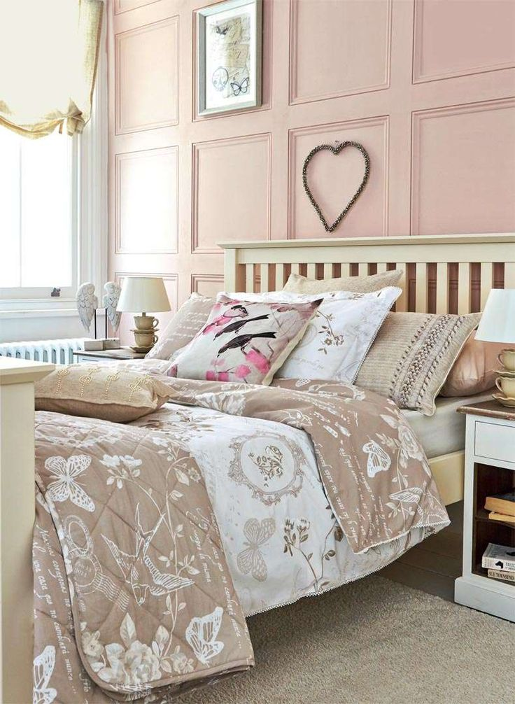 17 images about pink bedrooms for grown ups on pinterest 12837 | b8ddb46674310ad9fef64ca89367a189