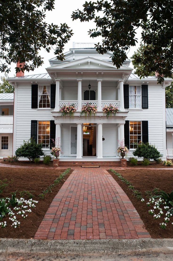 Leslie Alford Mims House - Raleigh, NC wedding venue
