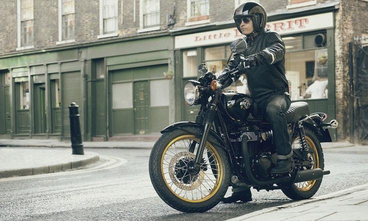 Kawasaki W800 Special Edition via Motographite