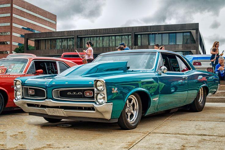 '66 Pontiac GTO