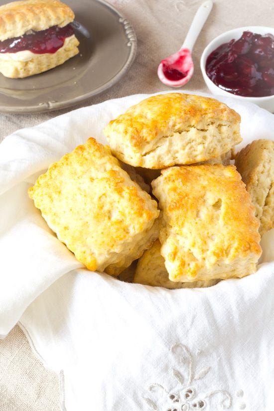 Standaard scones recept - Es' Factory