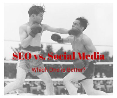 Which is Better? Social Media vs. SEO - shubhambarot.com