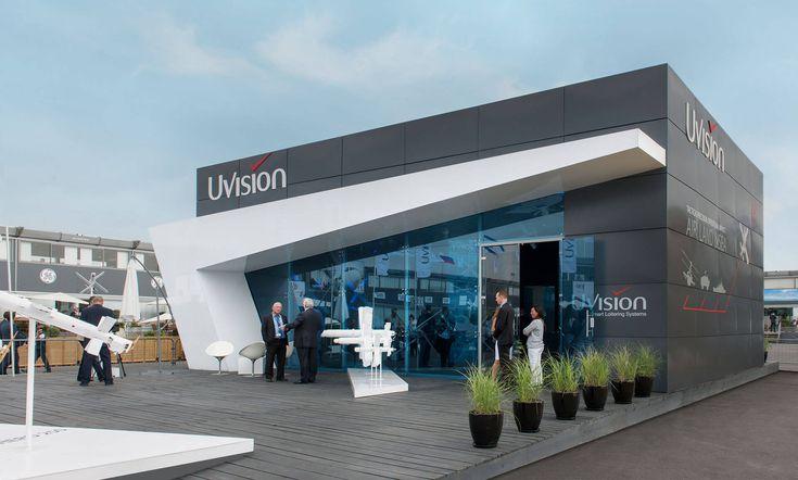 Uvision La Bourget