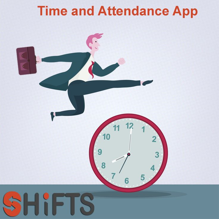#Shifts – #Time and #AttendanceApp