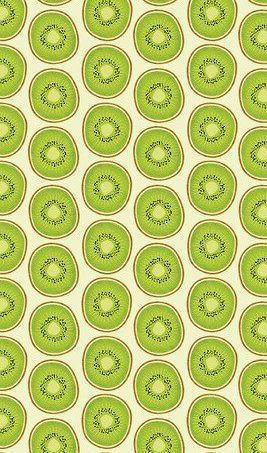 Kiwi slices | iPhone HD Wallpapers
