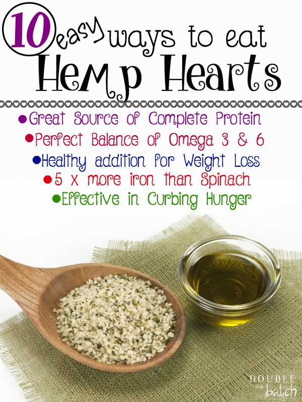 Wondering how the heck to use hemp hearts?  Wonder no longer! Your welcome!