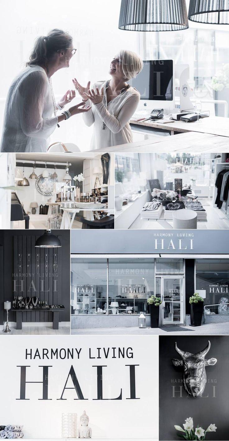 Our new store! #hali.fi #shopping #fashion #interior