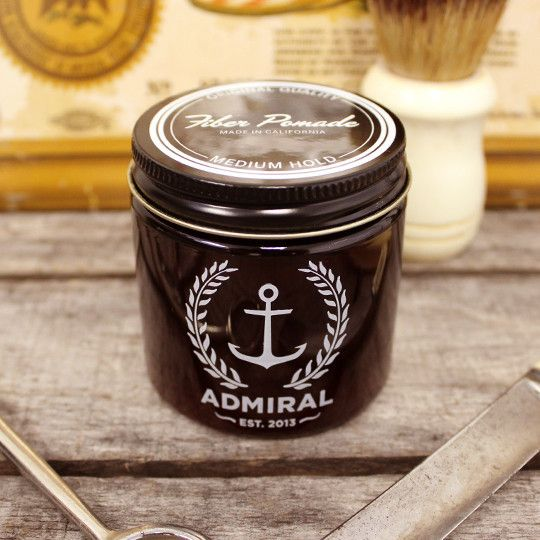 Admiral Fiber Pomade - Water Based Pomade – Pomade.com - One Stop Pomade Shop