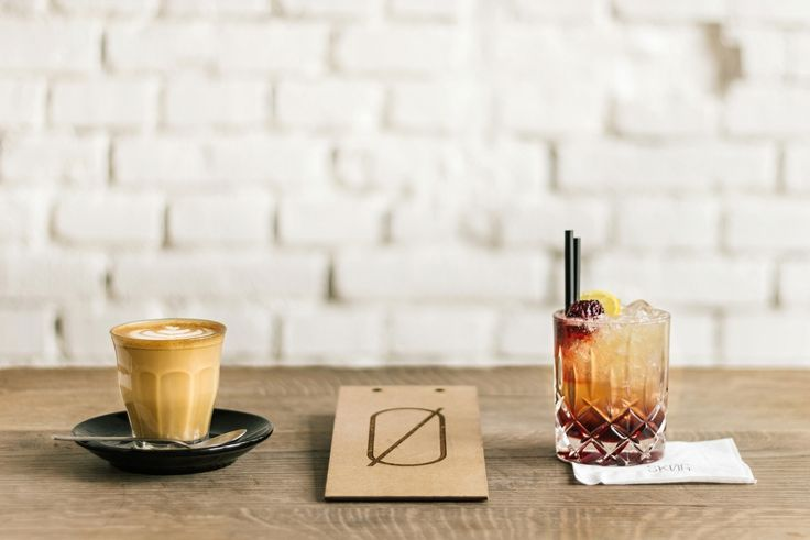 Bramble | cocktail | drink | flat white | coffee | menu | cafe | SKØG Urban Hub | Brno
