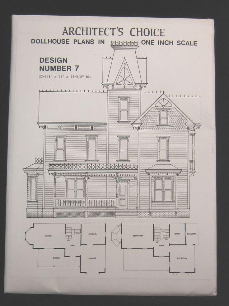 Best 25 victorian dollhouse ideas on pinterest for Victorian furniture plans